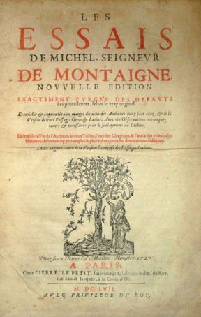 montaigne essay on cannibals