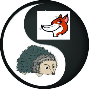 Hedgehog-Fox Ying Yang 2nd