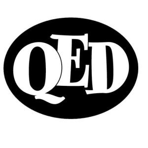 QED_BW_logo[1]