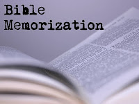 Bible Memorization[1]