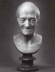 Jean-Antoine Houdon ~ Voltaire[1]