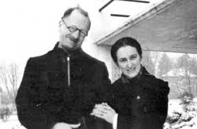 Andre and Magda
