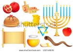jewish holy things